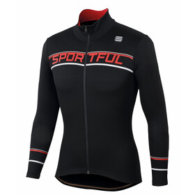 Sportful Giro Langarm Thermal Trikot Herren black